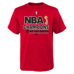 Toronto Raptors Youth 2019 NBA Champions T-Shirt by Outerstuff