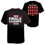 Toronto Raptors Youth 2019 NBA Finals Champs Roster T-Shirt by Outerstuff