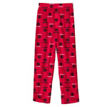 Toronto Raptors Youth Allover Print Pyjama Pants by Outerstuff