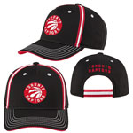 Toronto Raptors Youth Prime Adjustable Hat by Outerstuff