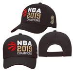 Toronto Raptors Youth 2019 NBA Champions Adjustable Hat by Outerstuff