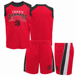 Toronto Raptors Toddler Training Camp T-Shirt and Short Set by Outerstuff