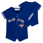 Toronto Blue Jays Newborn Alternate Jersey Romper by Outerstuff