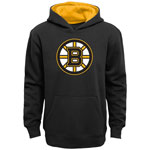 Boston Bruins Youth Prime Basic Pullover Fleece Hoodie by Outerstuff