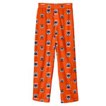 Edmonton Oilers Youth Allover Print Pyjama Pants by Outerstuff