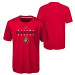 Ottawa Senators Youth Avalanche Ultra T-Shirt by Outerstuff