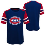 Montreal Canadiens Youth Crashing the Net T-Shirt by Outerstuff