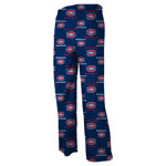 Montreal Canadiens Youth Allover Print Pyjama Pants by Outerstuff
