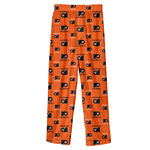 Philadelphia Flyers Youth Allover Print Pyjama Pants by Outerstuff
