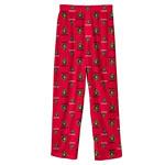 Ottawa Senators Youth Allover Print Pyjama Pants by Outerstuff