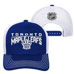 Toronto Maple Leafs Youth Winger Adjustable Hat by Outerstuff