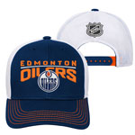 Edmonton Oilers Youth Winger Adjustable Hat by Outerstuff