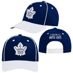 Toronto Maple Leafs Youth Lifestyle Patch Adjustable Hat by Outerstuff