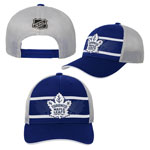 Toronto Maple Leafs Youth Authentic Rinkside Trucker Adjustable Hat by Outerstuff