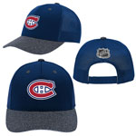 Montreal Canadiens Youth Authentic Second Season Adjustable Hat by Outerstuff