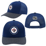 Winnipeg Jets Youth Authentic Second Season Adjustable Hat by Outerstuff