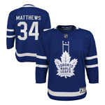 Auston Matthews Toronto Maple Leafs Preschool Premier Home Jersey by Outerstuff
