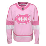 Montreal Canadiens Preschool Girls Pink Fashion Jersey by Outerstuff