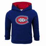 Montreal Canadiens Toddler Prime Basic Pullover Fleece Hoodie by Outerstuff