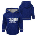 Toronto Maple Leafs Infant Tiny Enforcer Pullover Fleece Hoodie by Outerstuff