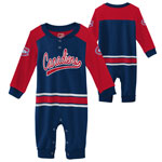 Montreal Canadiens Infant Little D-Man Long Sleeve Coverall by Outerstuff