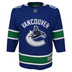 Vancouver Canucks Toddler Premier Home Jersey by Outerstuff