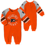 Philadelphia Flyers Newborn Old Soul Romper by Outerstuff
