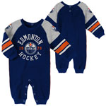 Edmonton Oilers Newborn Old Soul Romper by Outerstuff