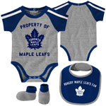 Toronto Maple Leafs Infant Girls Pink Fashion Jersey by Outerstuff