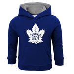 Toronto Maple Leafs Toddler Prime Basic Pullover Fleece Hoodie by Outerstuff