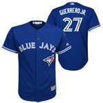 Vladimir Guerrero Jr. Toronto Blue Jays Youth Cool Base Replica Alternate Jersey by Majestic