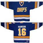 Charlestown Chiefs Jack Hanson Away Jersey