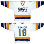 Charlestown Chiefs Jeff Hanson Home Jersey