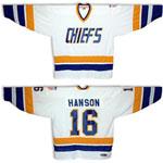 Charlestown Chiefs Jack Hanson Home Jersey