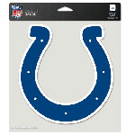 Wincraft Indianapolis Colts 8''x8'' Color Die Cut Decal