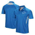 Detroit Lions Game Day Club Polo by Majestic