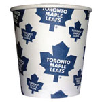 Toronto Maple Leafs Bathroom Cups by IAX Sports