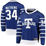 Auston Matthews Toronto Arenas Breakaway Jersey by Fanatics