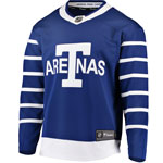 Toronto Arenas Breakaway Jersey by Fanatics