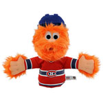 Montreal Canadiens Mascot Youppi Hand Puppet by Bleacher Creatures