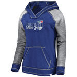 Toronto Blue Jays Women's All That Matters Pullover Hoodie by Majestic