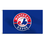 Montreal Expos 3'x5' Flag by Rico