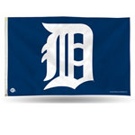 Detroit Tigers 3'x5' Flag by Rico