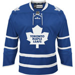 Reebok Toronto Maple Leafs EDGE Authentic Home NHL Hockey Jersey