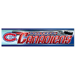 Wincraft Montreal Canadiens Bumper Sticker