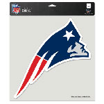 Wincraft New England Patriots 8''x8'' Color Die Cut Decal