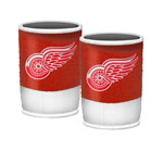 Detroit Red Wings Woolie Beverage Holders – 2 Pack by Mustang