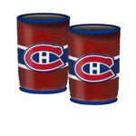 Montreal Canadiens Woolie Beverage Holders – 2 Pack by Mustang