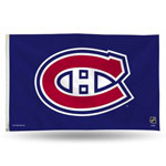 Montreal Canadiens 3'x5' Flag by Rico