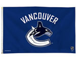 Vancouver Canucks 3'x5' Flag by Rico